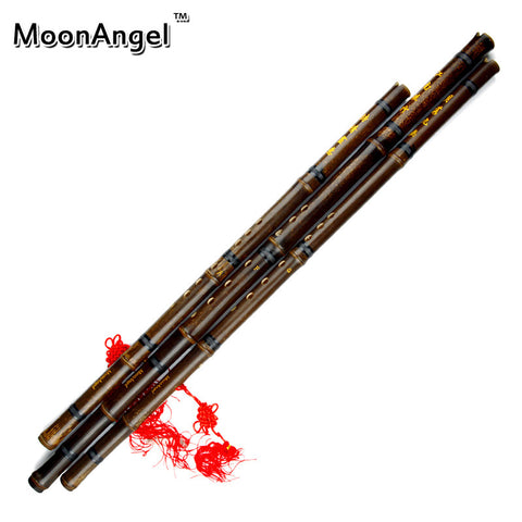 Chinese Traditional Vertical Bamboo Flute Woodwind Xiao Professional Musical Instrument Flauta Shakuhachi G/F key - ArtNation