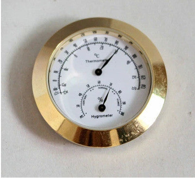 Musical Instrument Accessories Violin Accessories Violin Thermometer Hygrometer - ArtNation