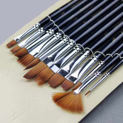 Paint Brushes Set - ArtNation