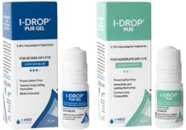 contact wearers with dry eyes should use artificial tear lubricating eye drops