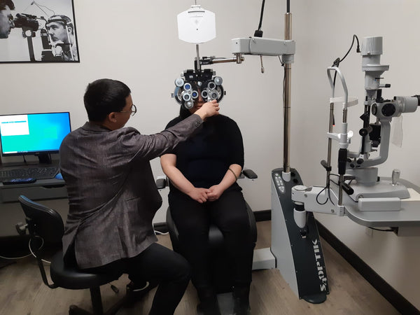 annex toronto eye exam