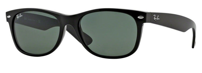 Ray Ban New Wayfarer in Crystal Black