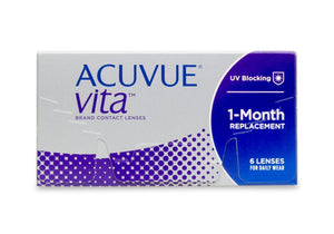 Acuvue Vita Monthly