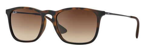 Ray Ban Chris in Rubber Havana