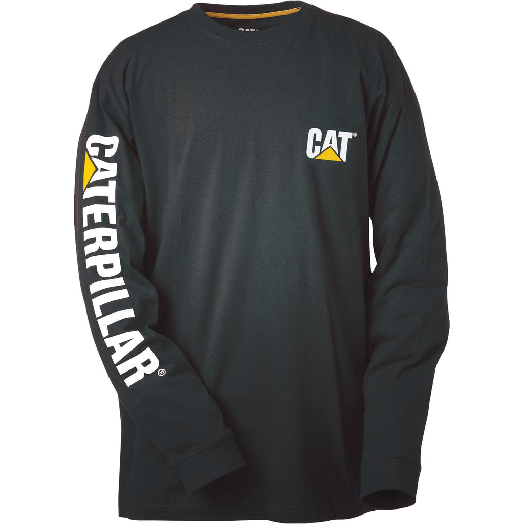 CAT Long Sleeve T-shirts 1510034 - worknwear.ca