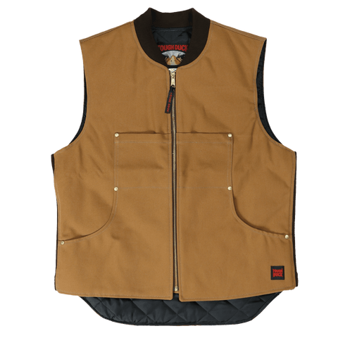 Tough Duck Lined Vest 1937