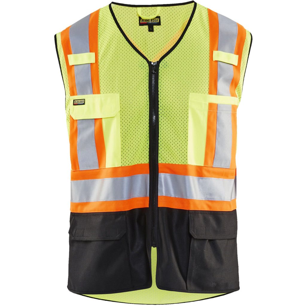 Blaklader Hi-Vis Safety Vest 313310543399 - worknwear.ca
