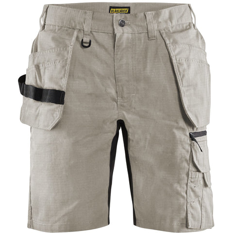 Blaklader Work Shorts with utility pockets 16371330 - worknwear.ca