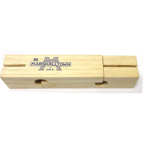 MARSHALLTOWN Wood Line Blocks - worknwear.ca