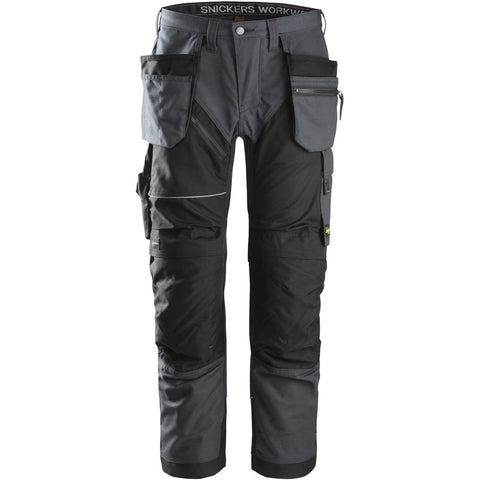 Snickers RuffWork, Work Pant+ Holster Pockets 6202 - worknwear.ca