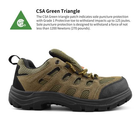 Tiger Safety Shoe 3111-T