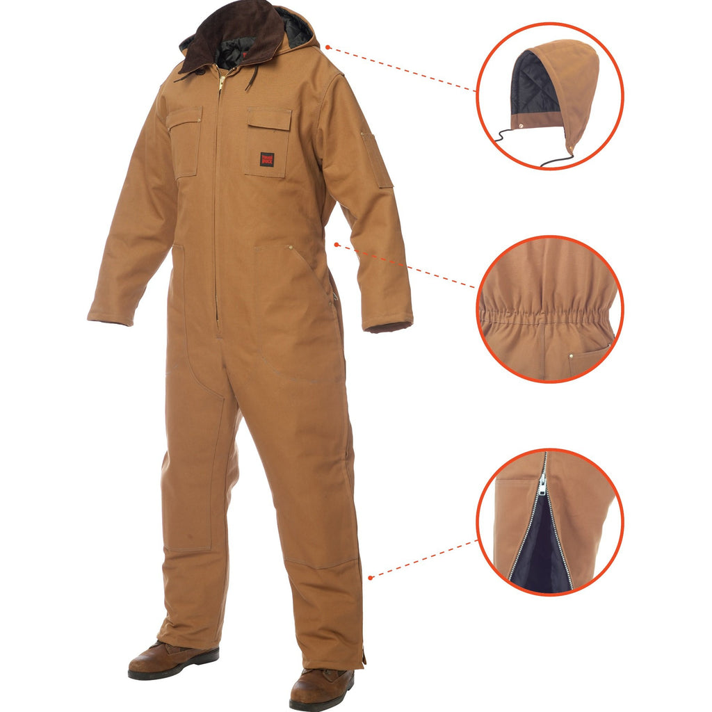 Tough Duck Heavyweight Coverall 7838 - worknwear.ca