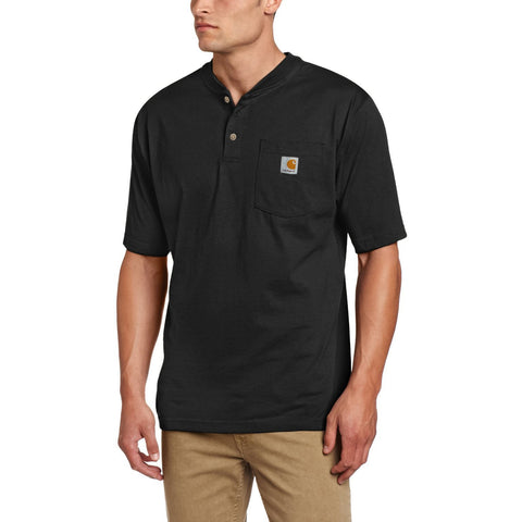 Carhartt Work Short-Sleeve Pocket T-Shirt K84 - worknwear.ca