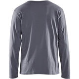 Blaklader Long Sleeve T-Shirt With Logo 35571042 - worknwear.ca