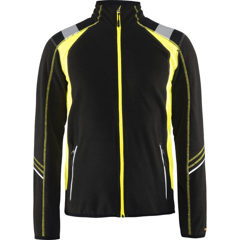 Blaklader Micro Fleece Jacket 499410109933 - worknwear.ca