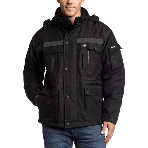 Cat Heavy Insulated Parka/Jacket W11432 - worknwear.ca