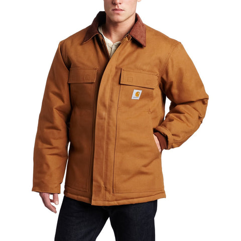 Carhartt Duck Traditional Jacket C003 - worknwear.ca