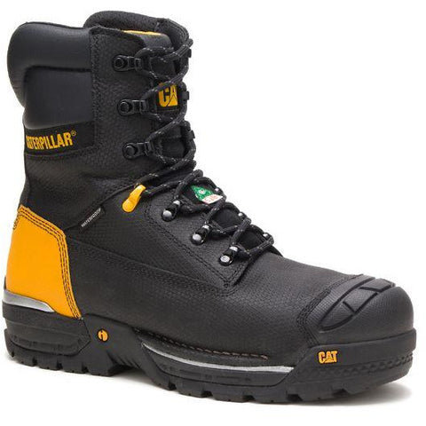"CAT Men's Excavator LT 8"" P723935"