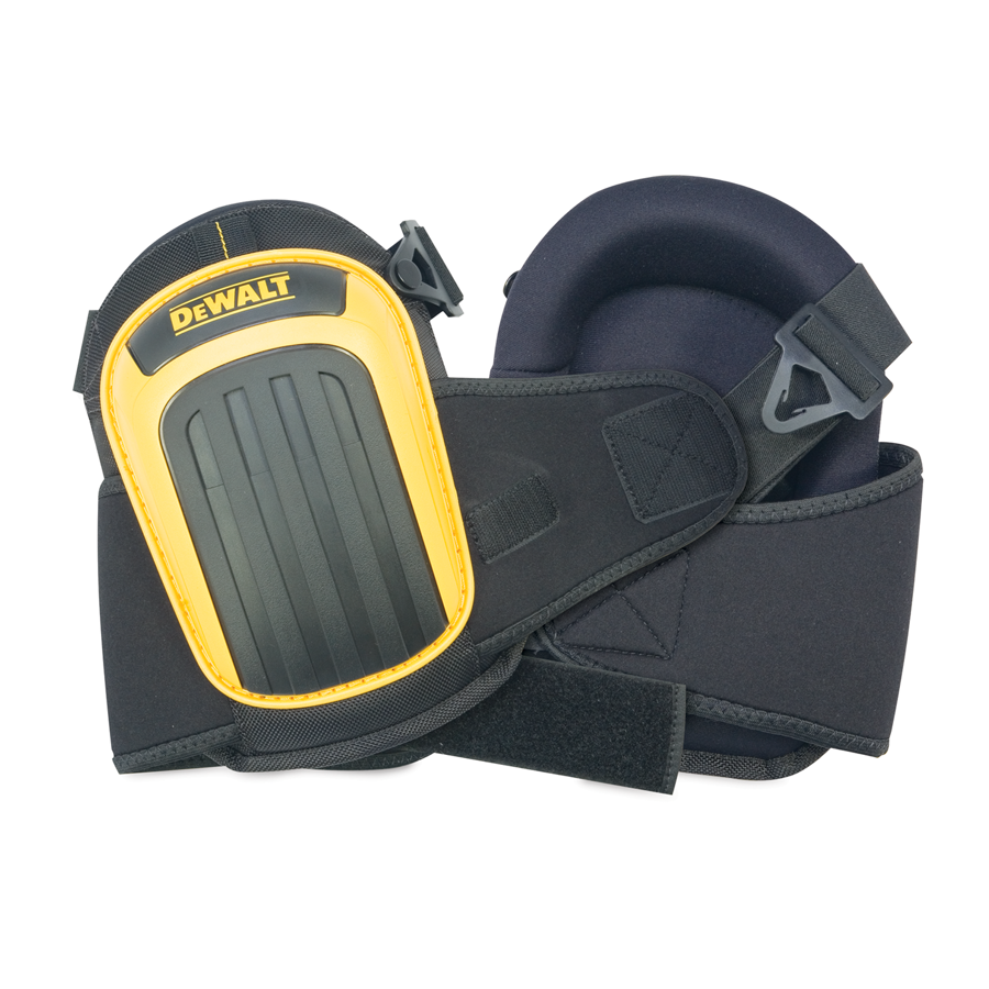 DeWALT Professional Knee Pads with Layered Gel - worknwear.ca