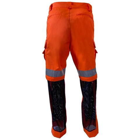 Coolworks Hi-Vis Ventilated Pants CW1 - worknwear.ca