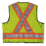 Work King Surveyor's Safety Vest S313