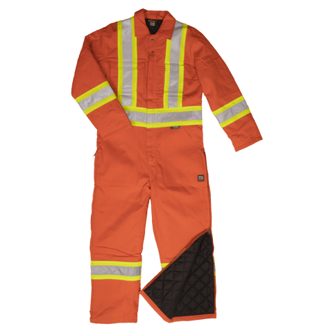 Insulated Safety Coverall S787