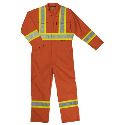 Unlined Safety Coverall S792