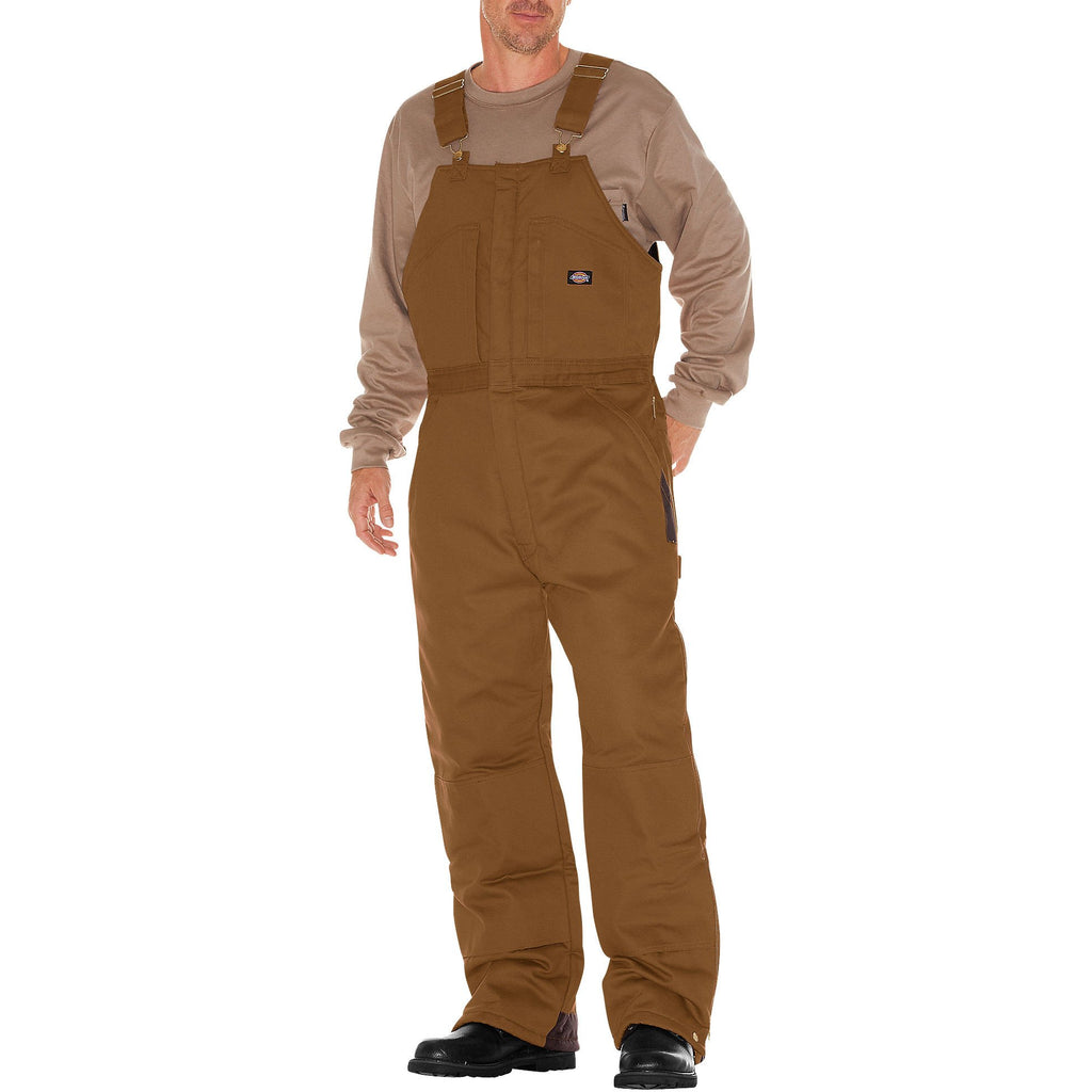 Dickies Insulated Bib Overall TB839 - worknwear.ca