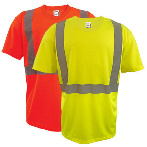 Coolworks Hi-Vis Short Sleeve T-Shirt TS1000 - worknwear.ca