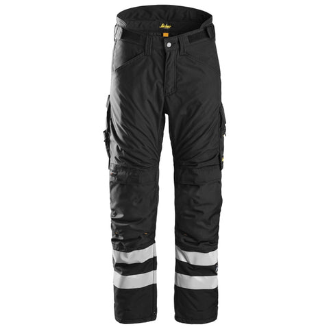 Snickers AllroundWork 37.5 Insulated Trousers 6619 0404 - worknwear.ca