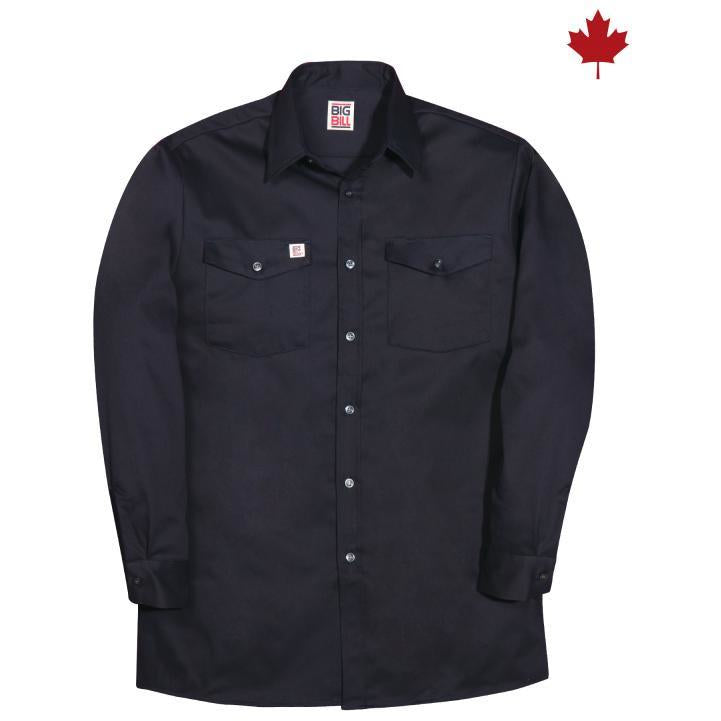 Big Bill Work Shirt 147 - worknwear.ca