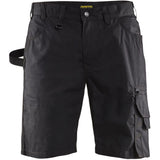 Blaklader Work Shorts without utility pockets 16381330 - worknwear.ca