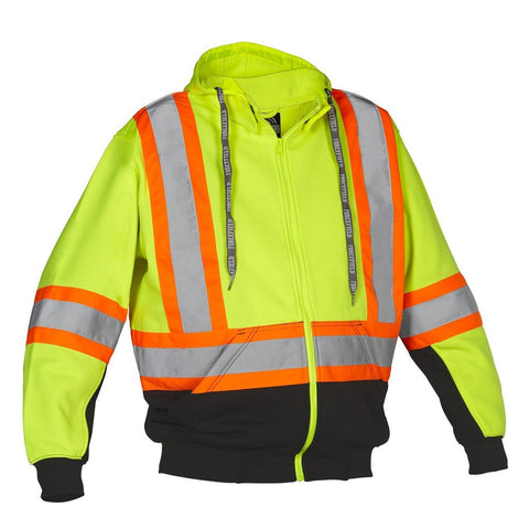Forcefield Safety Hoodie 024-P700 - worknwear.ca