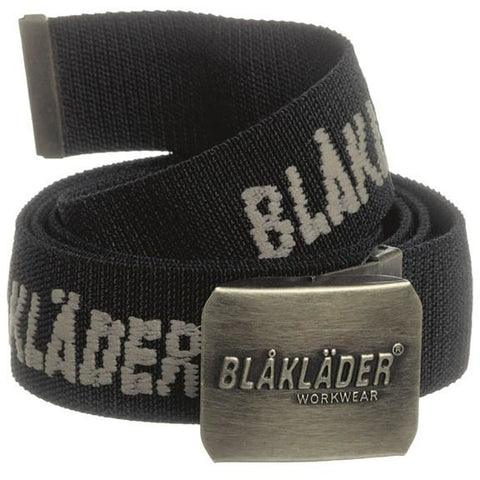 Blaklader  Stretch Web Belt 401300009900 - worknwear.ca