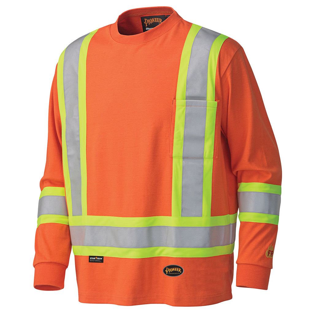 Pioneer FR Safety Shirt V250550 - worknwear.ca
