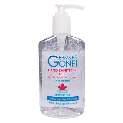 Germs be Gone! Hand Sanitizer