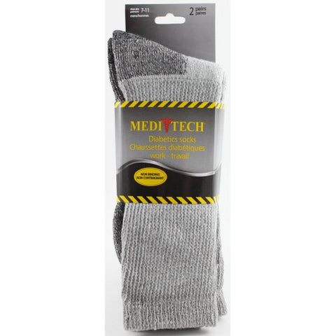 Meditech Diabetics Socks 141750 - worknwear.ca