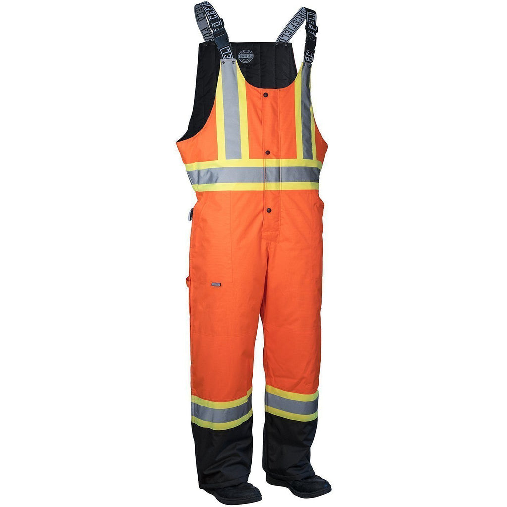 Forcefield Hi Vis Winter Safety Overall 024-EN835R - worknwear.ca