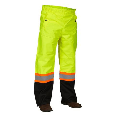Forcefield Safety Rain Pant 023-HVRW - worknwear.ca