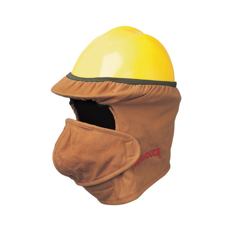 Tough Duck Hard Hat Helmet Hood i26216 - worknwear.ca