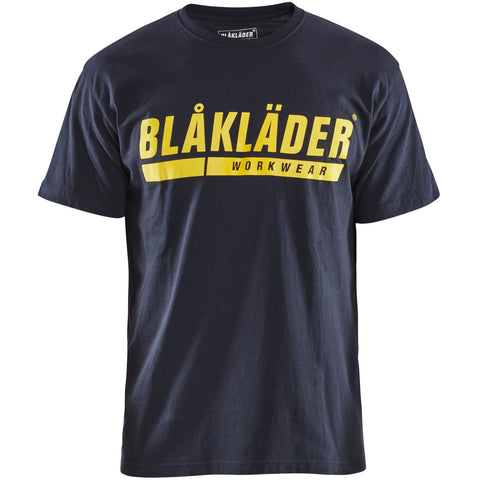 Blaklader Short Sleeve T-Shirt With Logo 35551042