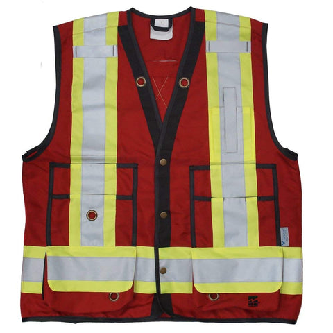 Viking Surveyor Vest Open Road 6156R - worknwear.ca