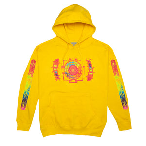 Tantra Hoodie, Yellow
