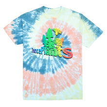 Load image into Gallery viewer, Tranceplants, Tie Dye T-Shirt