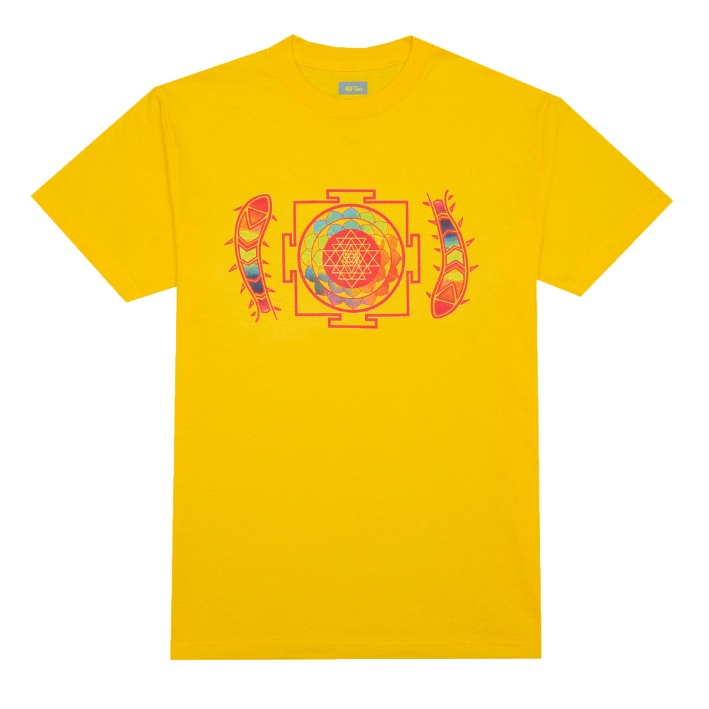 Tantra T-Shirt, Yellow