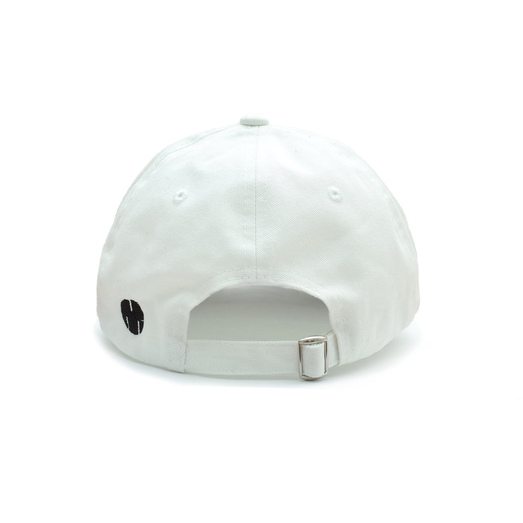 Freehand Cap, White