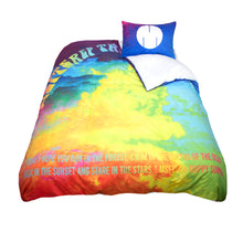 Load image into Gallery viewer, MSFTS Duvet Cover Set, Tie Dye