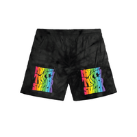 Trippy Summer Short, Tie Dye