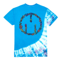 MSFTS Trippy Summer Tie Dye, T-Shirt