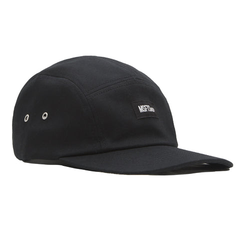 MSFTS Camper Hat, Black